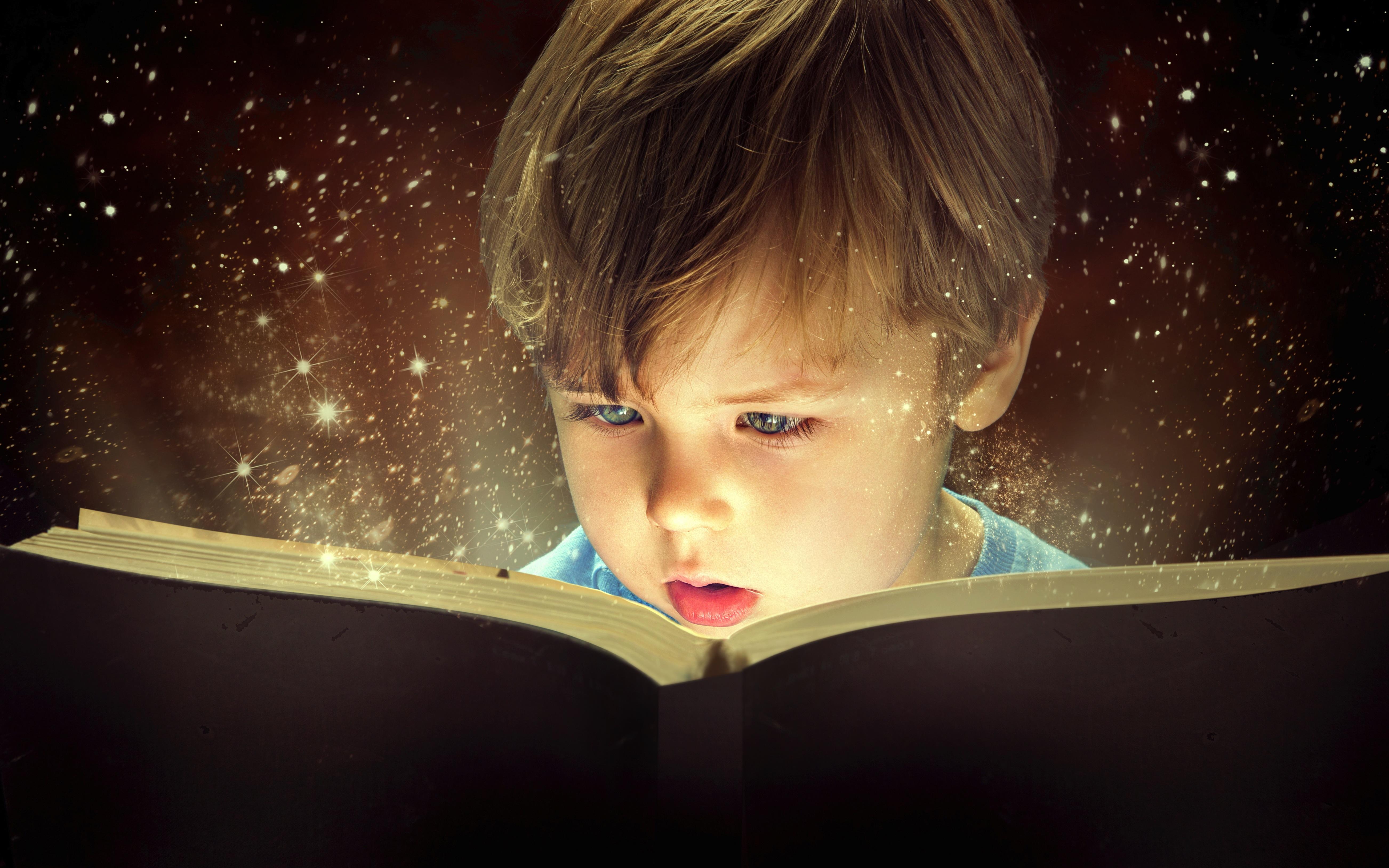 Фото читаем сказки детям